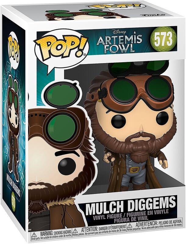 Mulch Diggems Vinyl Figure 573