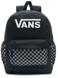 Realm Plus Backpack Black / Checkerboard