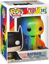 Pride 2020 - Batman (Rainbow) Vinyl Figure 141