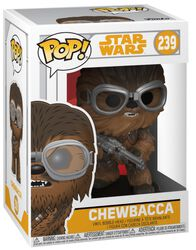 Solo: A Star Wars Story - Chewbacca Vinyl Figure 239