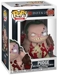 2 - Pudge Vinyl Figure 355