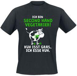 Second Hand Vegetarian!
