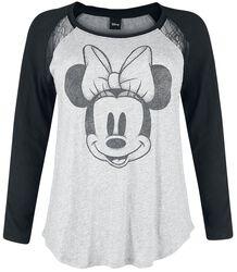 Minnie Mouse - Pointillism