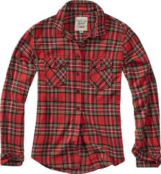 Amy Tartan Flannel Checkshirt