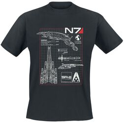 N7 - Normandy Blueprint