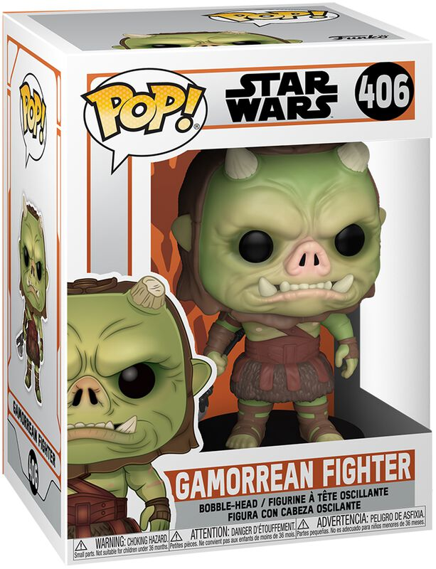 The Mandalorian - Gamorrean Fighter Vinyl Figure 406