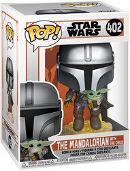 The Mandalorian - The Mandalorian With The Child Vinyl Figure 402