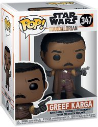 The Mandalorian - Greef Karga Vinyl Figure 347