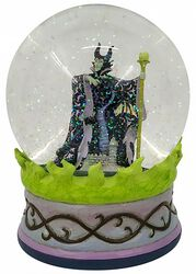 Maleficent Snowglobe