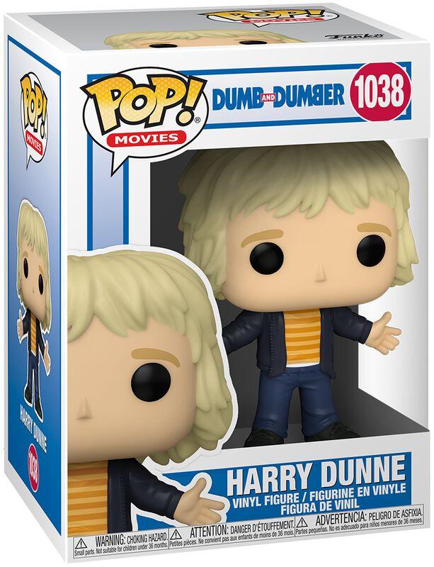 Harry Dunne Vinyl Figure 1038
