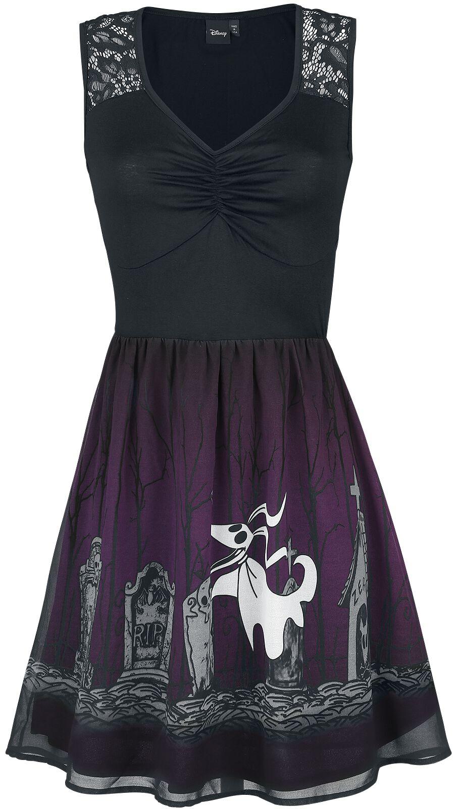 Zero | The Nightmare Before Christmas Short dress | EMP