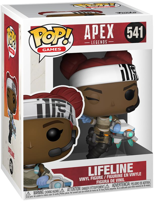 Lifeline Vinyl Figure 541