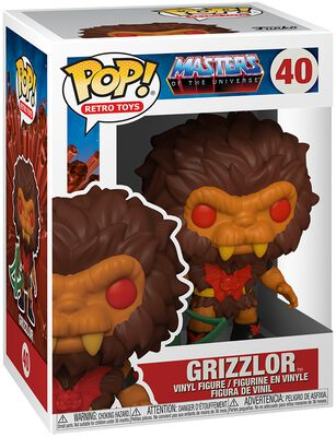 Grizzlor Vinyl Figure 40