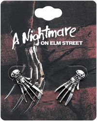 Nightmare on Elmstreet Freddy's Claws