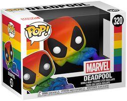 Pride 2020 - Deadpool (Rainbow) Vinyl Figure 320