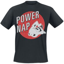 Pikachu - Power Nap