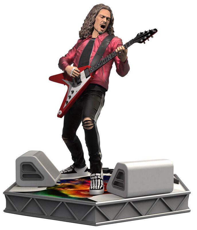 Rock Iconz Statue Kirk Hammett