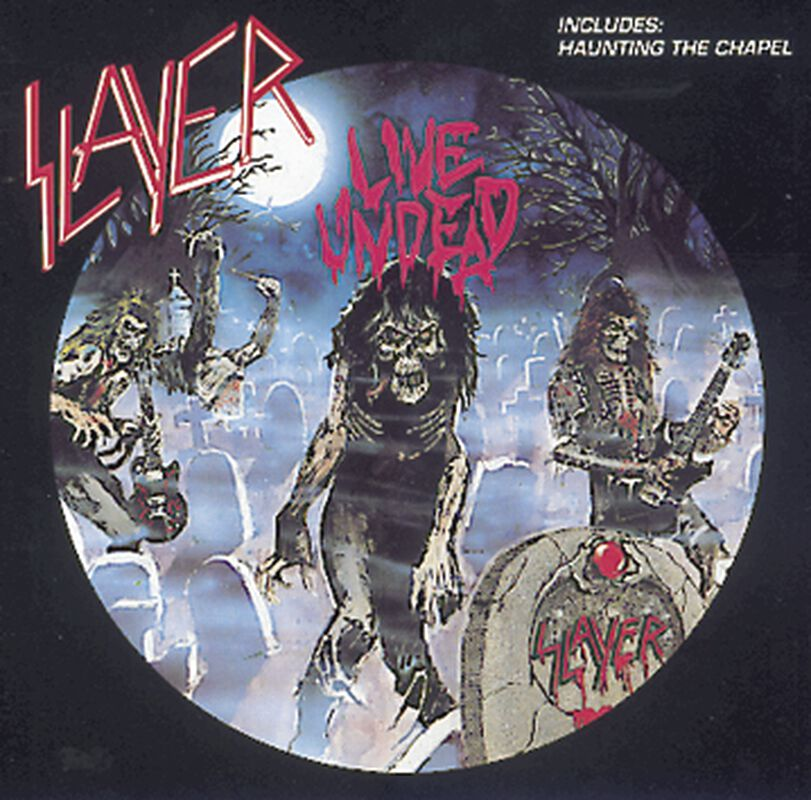 Live undead/Haunting the chapel