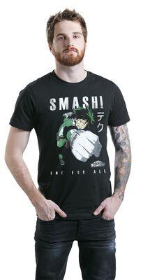 Deku Smash!