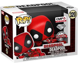 Deadpool (Glitter Diamond Edition) Vinyl Figure 320