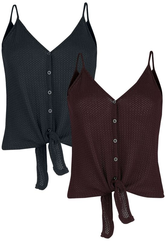 Double Pack Tops