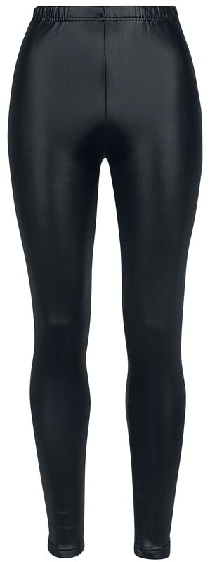Lined Wetlook Leggings
