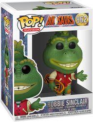 Robbie Sinclair Vinyl Figure 962