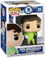 Football FC Chelsea - Kepa Arrizabalaga Vinyl Figure 35