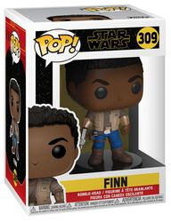 Episode 9 - The Rise of Skywalker - Finn Vinyl Figure 309
