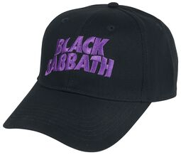Purple Logo - Baseball Cap