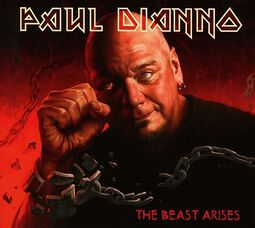 Paul Di'anno The beast arises
