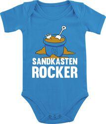 Sandkasten Rocker