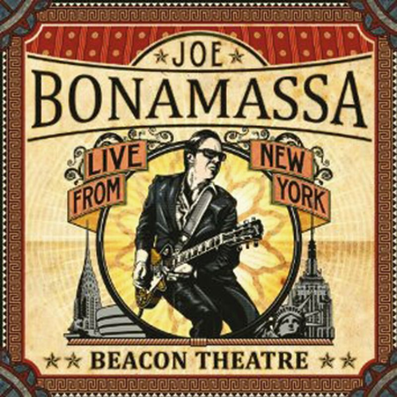 Beacon Theatre: Live from New York