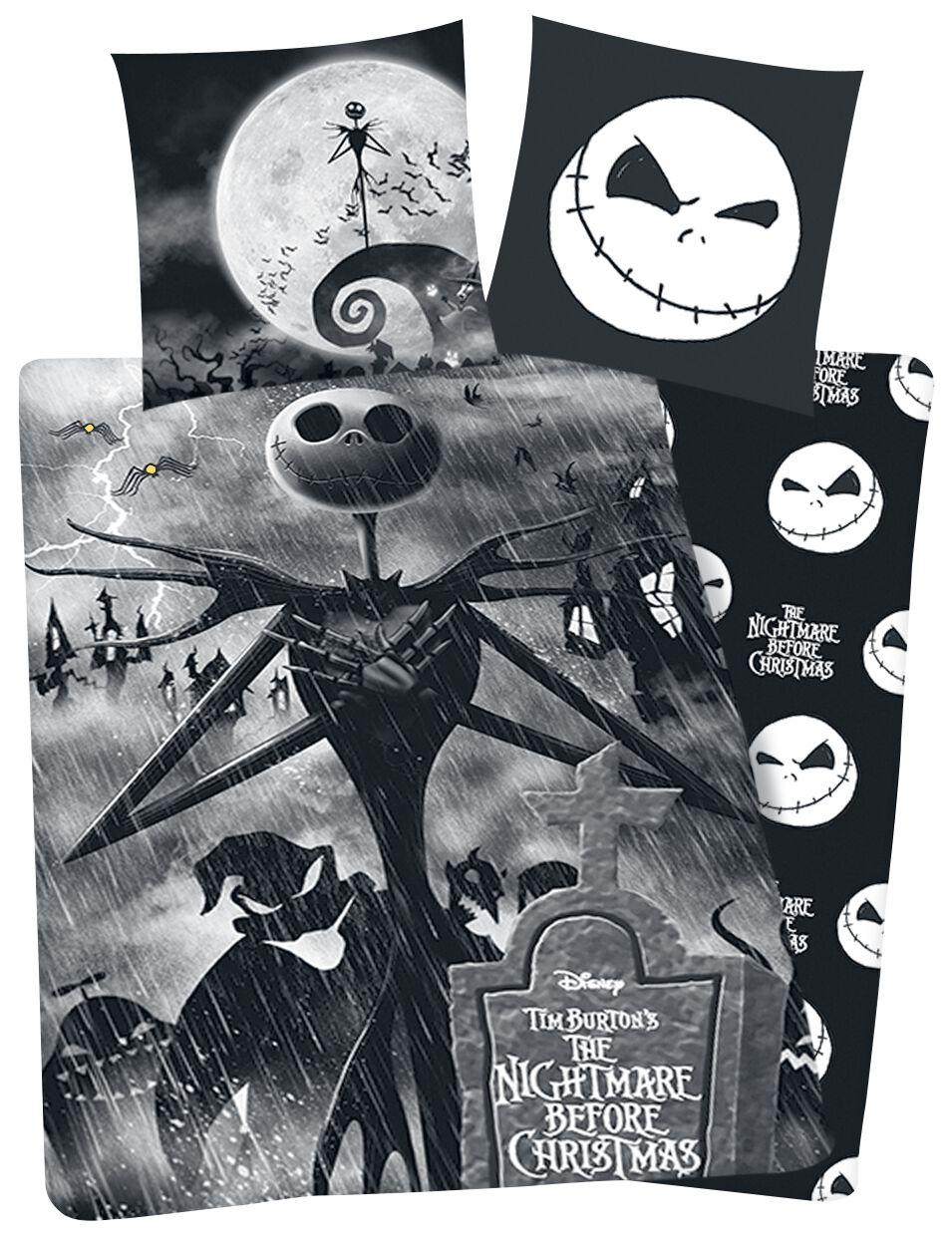 Jack | The Nightmare Before Christmas Bedlinen | EMP