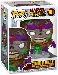Zombies - Zombie Modok Vinyl Figure 791