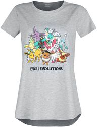 Eeevee - Evolutions