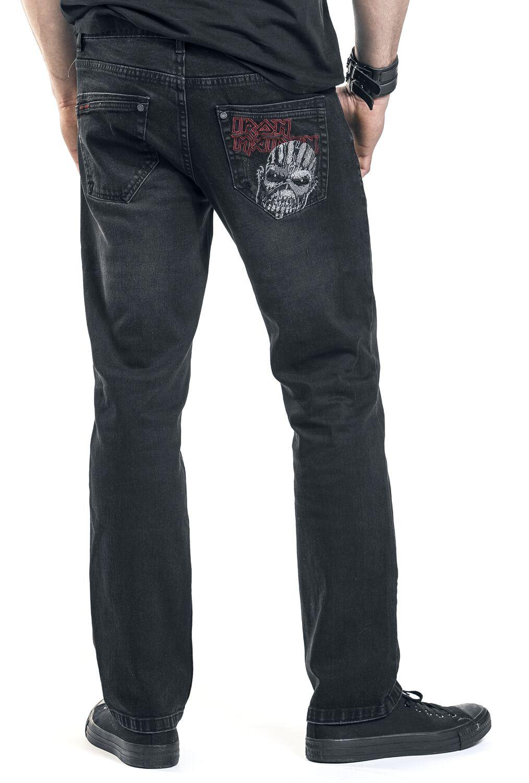 EMP Signature Collection | Iron Maiden Jeans | EMP