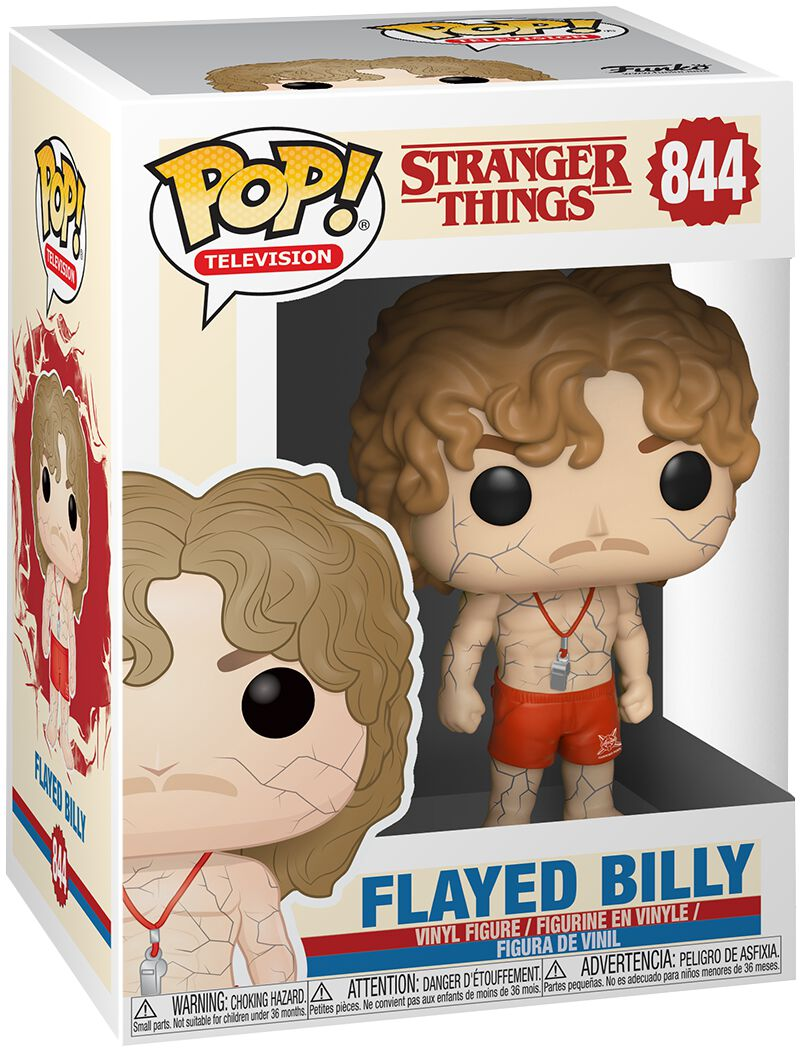 Season 3 Flayed Billy Viinyl Figure 844