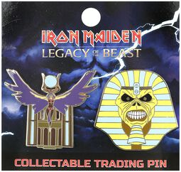 Legacy of the Beast - Goddess Aset & Pharaoh