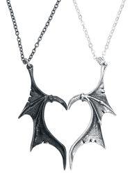 Demon Wings Sweetheart