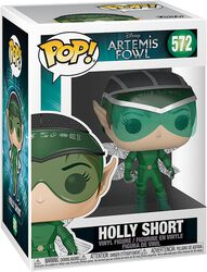 Holly Short Vinyl Figure 572