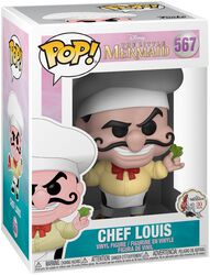 Chef Louis Vinyl Figure 567