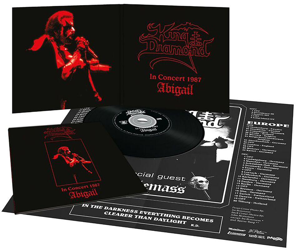 In concert 1987 - Abigail