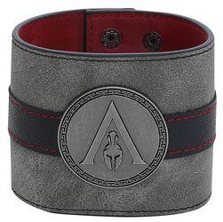 Odyssey - Metal Badge Wristband