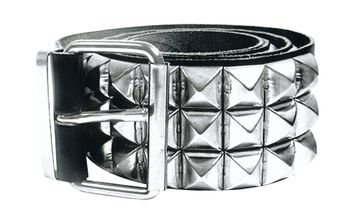 Pyramid Stud Belt