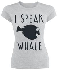 Finding Nemo I Speak Whale