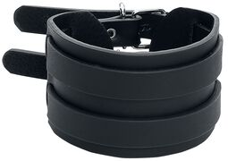 Double Leather Strap Bracelet