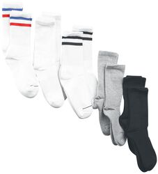 Sporty Socks 10-Pack