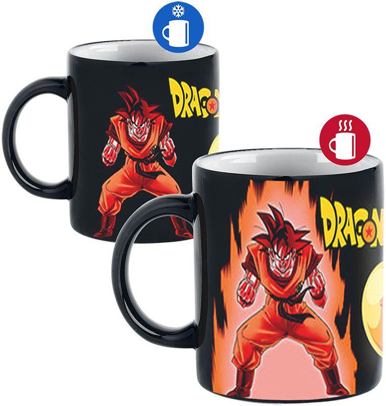 Z - Super Saiyan - Heat-Change Mug