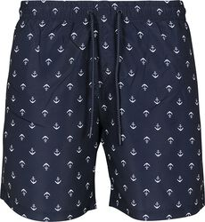 Pattern Swim Shorts Anchor